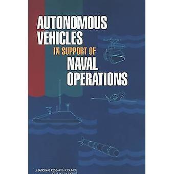 Autonome Fahrzeuge zur Unterstützung von Marineoperationen durch Denausschuss für Au