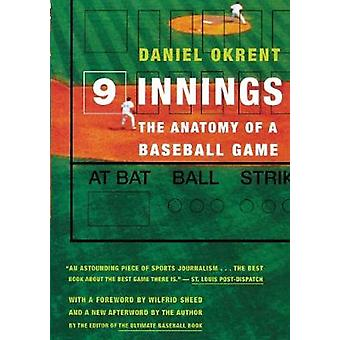 Nine Innings by Daniel Okrent - 9780618056699 Book