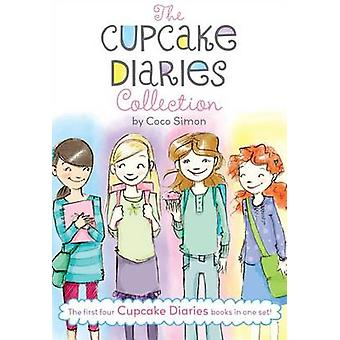 The Cupcake Diaries Collection - The First Four Cupcake Diaries Books