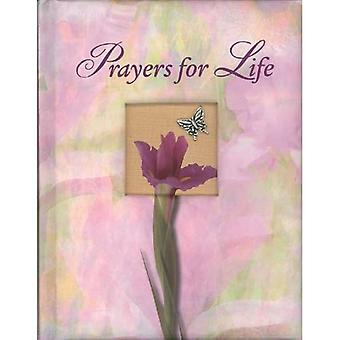 Prayers for Life (Deluxe Daily Prayer Books)