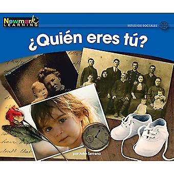 Quien Eres Tu? (Spanish Rising Readers)