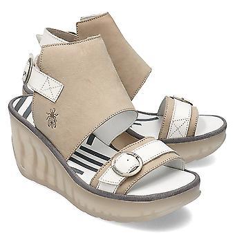 Fly London Jeno P501104007 universele zomer vrouwen schoenen