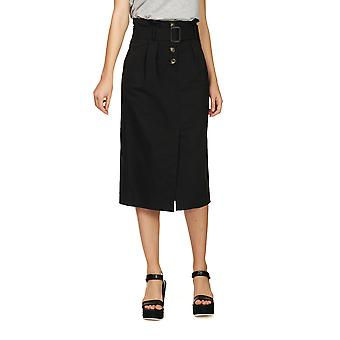 Dixie Women's Midi Skirt With Belt
