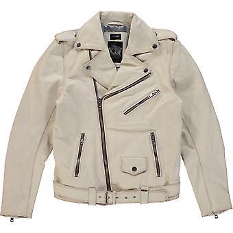 Diesel L-Umenirok 129 Leather Jacket
