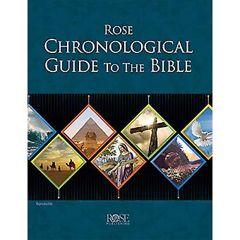 Rose Chronological Guide to the Bible by Jessica Curiel - 97816286280