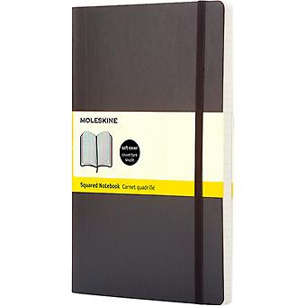 Moleskine klassieke Pocket soft cover kwadraat notebook