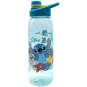 Bouteille d'eau Lilo et Stitch 28 Ounce avec couvercle à vis