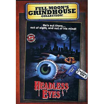 Headless Eyes [DVD] USA import