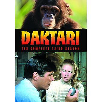 Daktari: Die komplette dritte Staffel [DVD] USA importieren