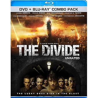 Divide [BLU-RAY] USA import