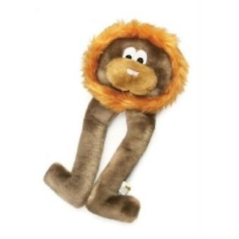 PetLove Doggie Long Legs Lion Dog Toy