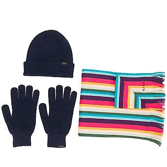 Scarf, Hat and Gloves Gift Set