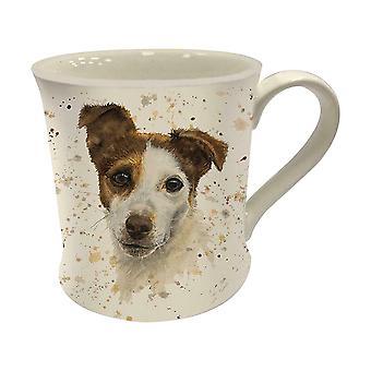 Bree Merryn Jake the Jack Russell Mug