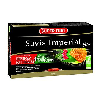 Imperial Bio Sap 20 ampoules of 15ml