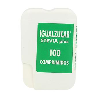 Igualzucar Stevia Plus 100 tablets