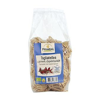 Tagliatelle with Espelette chilli PDO 100% France 250 g