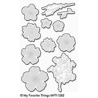 My Favorite Things Pressed Flowers Die-Namics