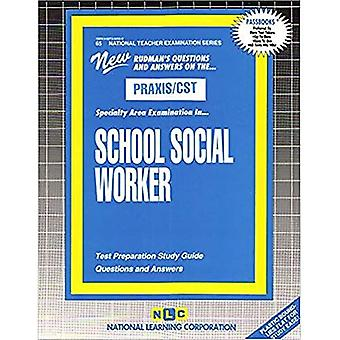 Skolsocialarbetare : Studiehandbok för testberedning .)
