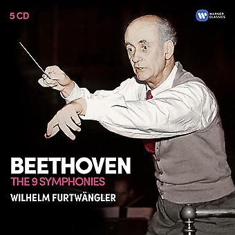 Beethoven / Furtwangler, Wilhelm - Beethoven / Furtwangler, Wilhelm: Complete Symphonies [CD] USA import