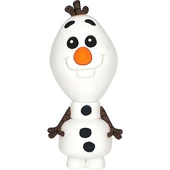 Magnet 3D Foam - Frozen - Olaf