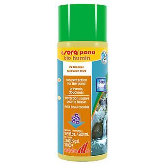 Sera 7231 Pond Bio Humin 500 ml (Fische , Behandlung und Pflege , Wasserpflege)