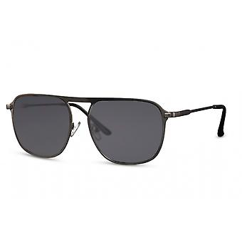Sunglasses Unisex Wayfarer full-edged cat. 3 black/ black