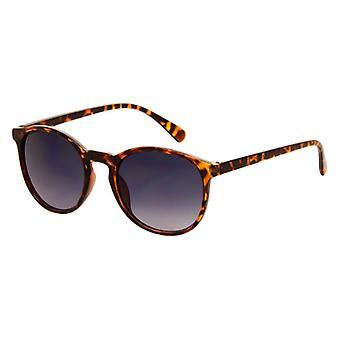 Sonnenbrille Unisex  um Kat. 3 braun/grau (Basic 75-C)