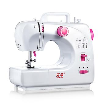 Fhsm-508 Mini Electric Multifunction Sewing Machine 16 Points