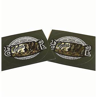 Camo Masker Stickers
