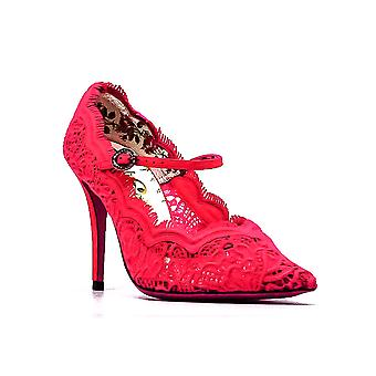 Gucci | Lace Pizzo Venice 40 Soft Pumps