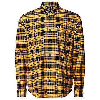 Fred Perry Tartan Oxford Shirt M9514