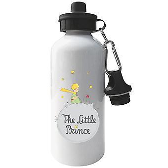 Der kleine Prinz Asteroid Logo Aluminium Sport Wasserflasche