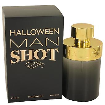 Halloween Man neergeschoten Eau De Toilette Spray door Jesus Del Pozo 4.2 oz Eau De Toilette Spray
