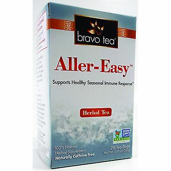 Bravo Tea & Herbs Aller-Easy Tea, 20 bags