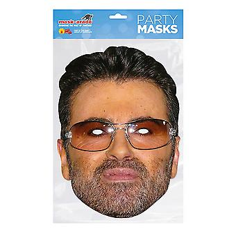 Mask-arade George Michael Party Mask