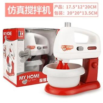 Pretend Play Toy, Housekeeping Vacuum Cleaner, Cleaning Juicer, Washing Sewing