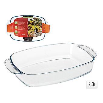 Excellent Housewares Oven Proof Dish 2.3L DR4000210
