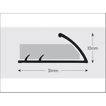 Exitex Single Nap Carpet Trim Gold 914mm