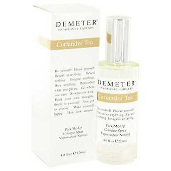 Demeter Koriander Tee von Demeter Köln Spray 4 Oz (Frauen) V728-426379