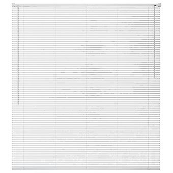 Window blinds aluminium 120x130 cm White