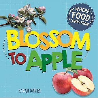 Jos ruoka tulee Blossom Apple ridley & Sarah