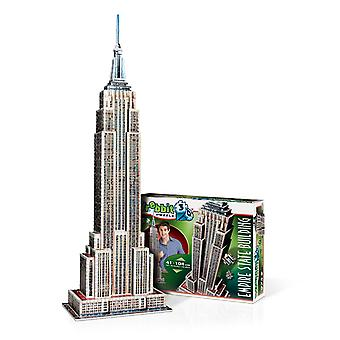 3D empire state building 975pc puzzle