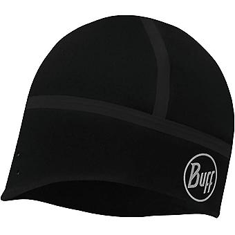 Buff Unisex Windproof Running Outdoor GORE-TEX Solid Beanie Skull Hat - Black