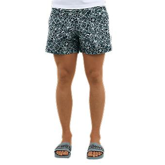 OFF WHITE Floral Swimshorts Green OMFA003E20FAB0025700 Pants