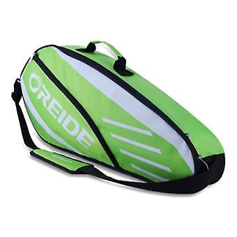 Vandtæt let og bærbar badminton ketcher taske