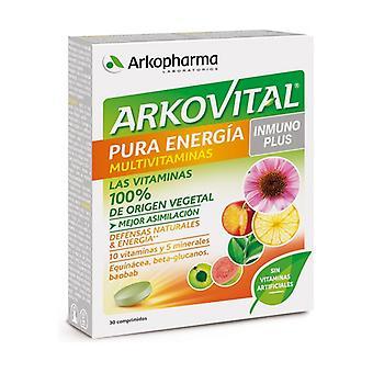 Arkovital Pure Energy Immuno Plus 30 tablets