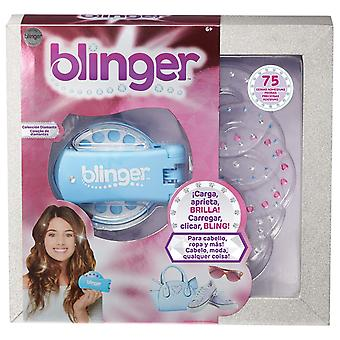 Bizak blinger studio blinger diamond collection 63228500, assortimento colore/modello