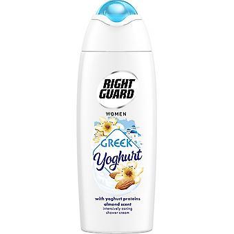 Right Guard Shower Cream - Greek Yogurt