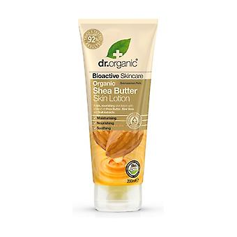 Org Shea Butter Body Cream 200 ml