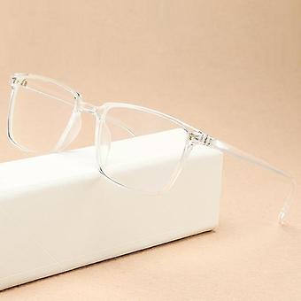 Vintage Silmälasit Retro Naiset Muoti Läpinäkyvä Kehykset Miesten Optiset Silmälasit